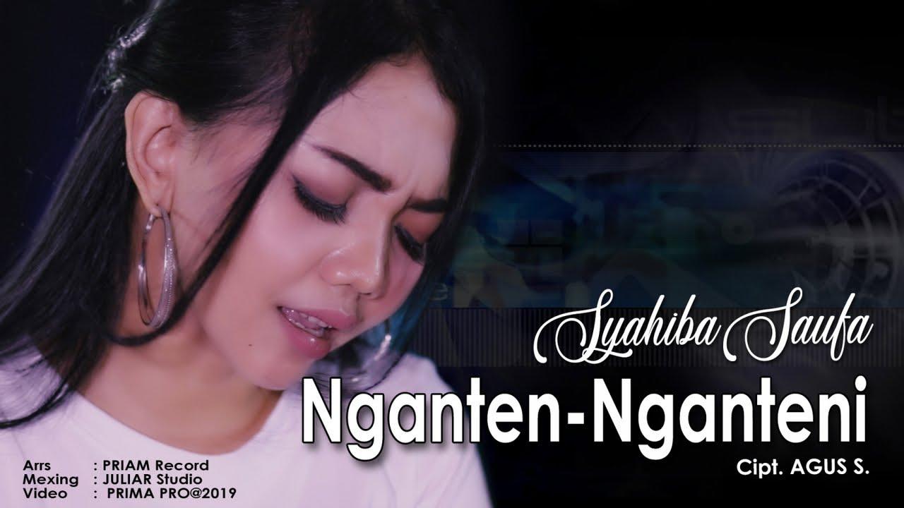 Nganten Nganteni - Syahiba Saufa