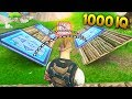 1000 IQ BOUNCER TRAP Fortnite Funny And Best Moments Ep132 Fortnite Battle Royale