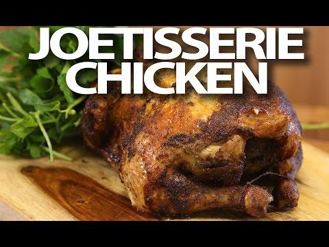 Rotisserie Chicken Recipe - Joetissery Curry Chicken