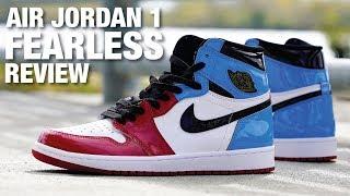 Air Jordan 1 Fearless Review & On Feet