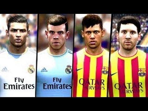 FIFA 14: Neymar & Messi | Ronaldo & Bale