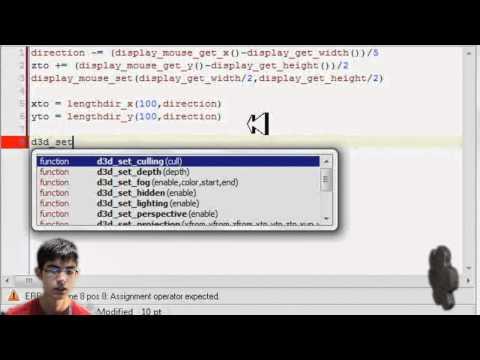 Game Maker 8 - 3D Tutorial