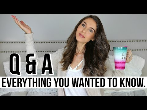 Q&A - EVERYTHING YOU WANT TO KNOW.  More Kids, YouTube Growth, My Real Job