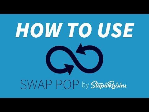 Swap Pop Tutorial for FCPX