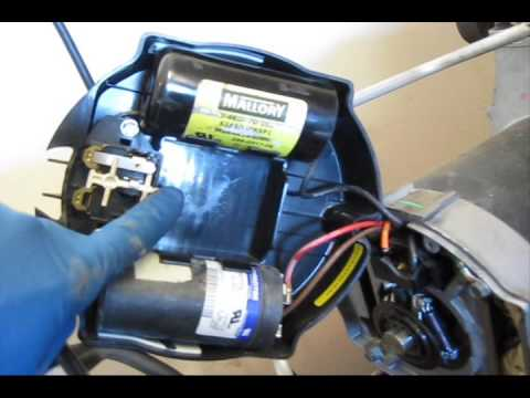 Craftsman Air compressor startup problem and fix