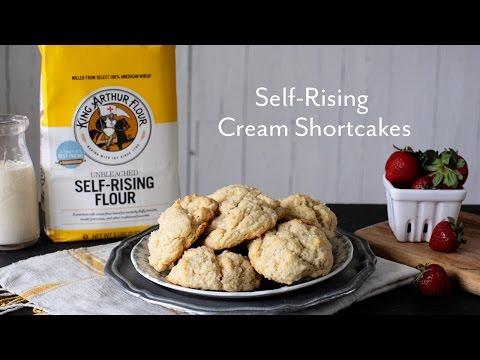 Self-Rising Cream Shortcakes