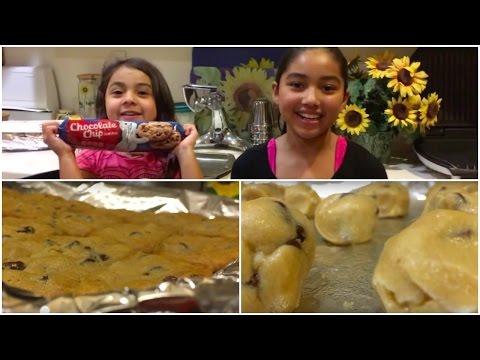 How To Make Pillsbury Chocolate Chip Cookies