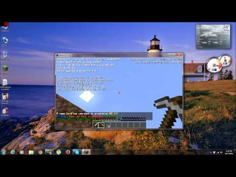 How To Increase Minecraft FPS on laptop windows 7 works 2015