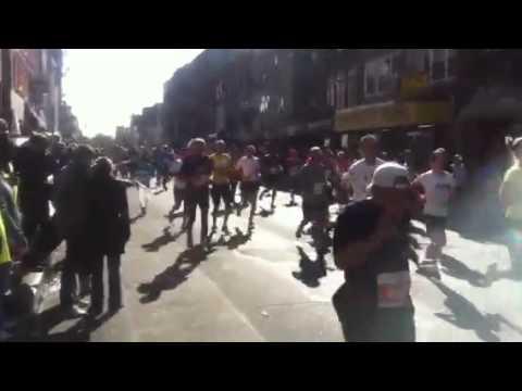 NYC Marathon '11 - Greenpoint, Brooklyn
