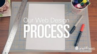 Our Web Design Process | Oneupweb Digital Marketing & Web Development