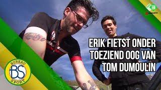Erik krijgt cursus tijdrijden van Tom Dumoulin