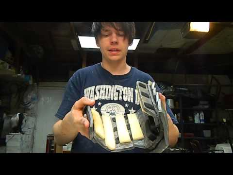EVA foam armor: strapping/securing