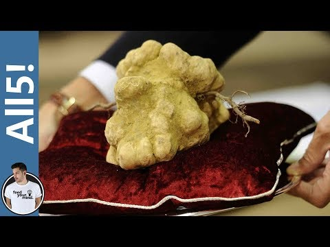 5 Of The Most Expensive Foods!