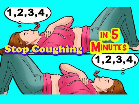 Short Story: The Truth About How to Stop Coughing in 5 Minutes