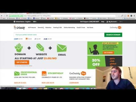 How To Point A Namecheap Domain To Godaddy Hosting