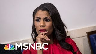 Trump Aide Omarosa Manigault-Newman To Leave White House Post In January   MSNBC