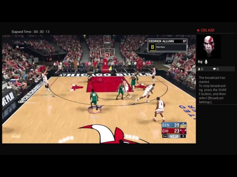 2K17 My Career - Chicago Bulls Game