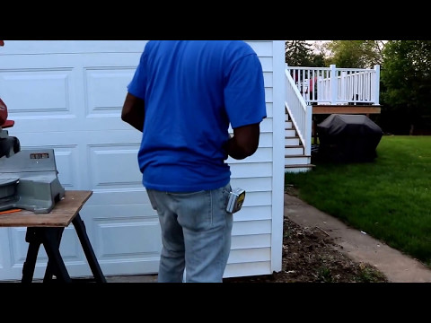Vinyl siding corner post, how to replace vinly siding outside corner for home