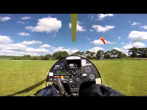Gyrocopter training 1 part 1