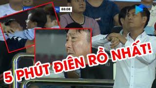 3 bàn thắng trong 5 phút điên rồ nhất lịch sử V.League! | CLB TP. HCM - SHB Đà Nẵng | NEXT SPORTS