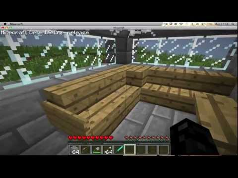 MineCraft 1.8 FULLY EXPOSED! Ruins, Giant mushrooms, Silverfish and MUCH MORE!!