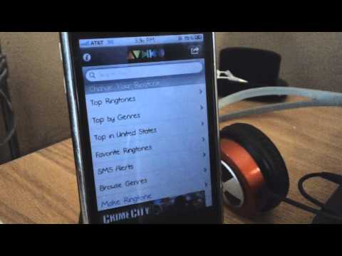 How to Get Free Ringtones on your iPhone with UnlimTones