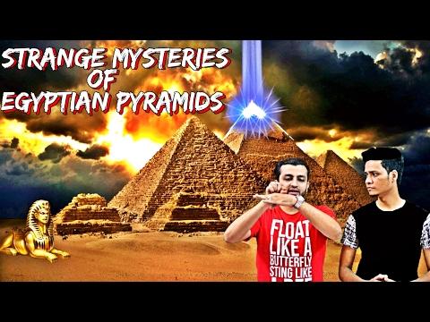 The Strange Mysteries of Egyptian Pyramids l Urdu Hindi l The Baigan Vines