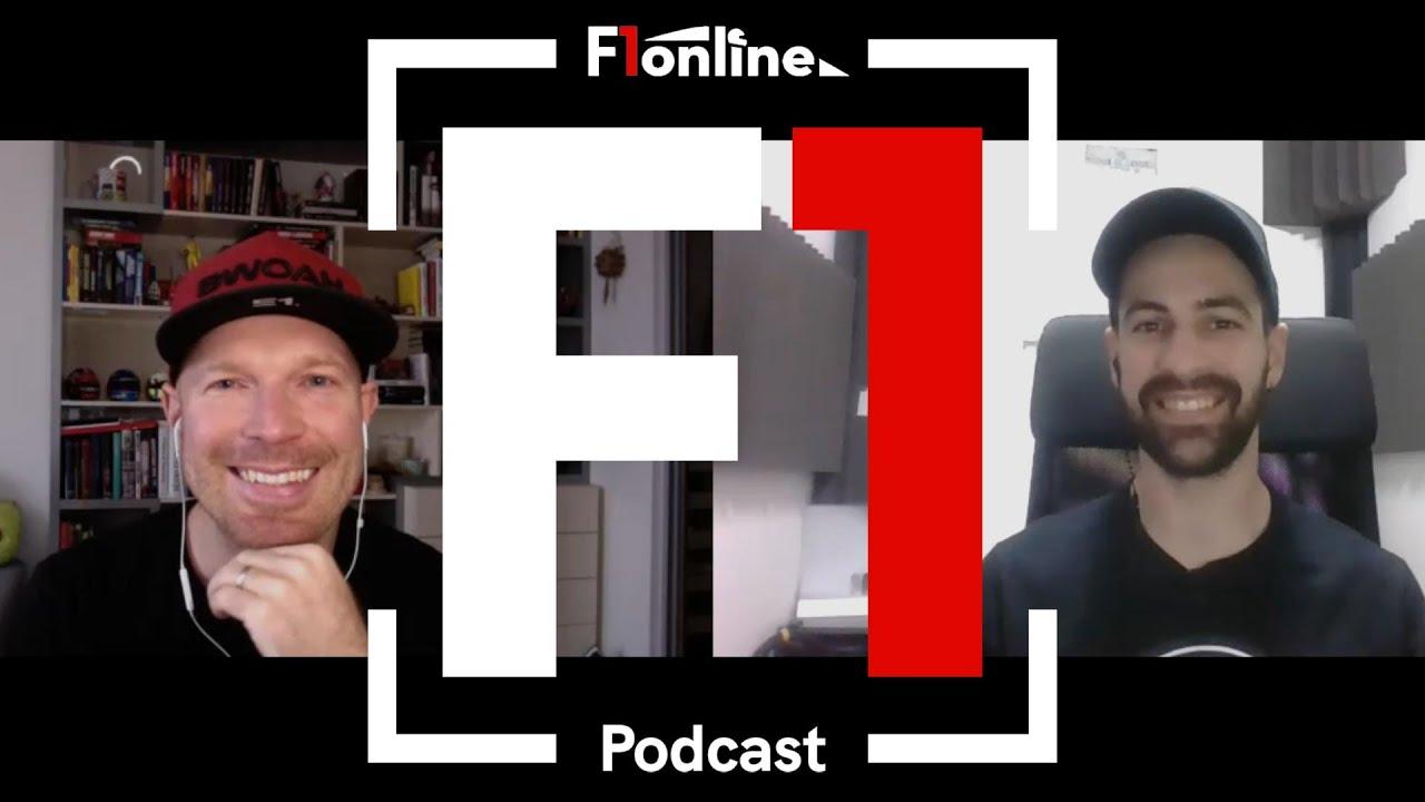 F1online Podcast Ep. 19 - Pretekový víkend očami komentátora Števa Eiseleho