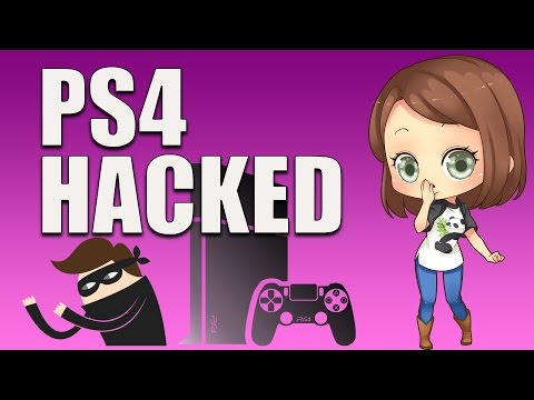 PS4 Hacked!