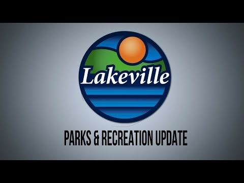 Parks & Recreation Update - May 2018