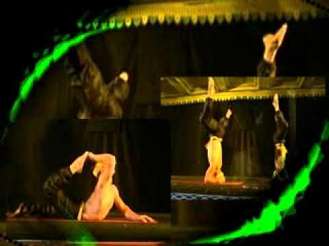 Yoga perfomance,yogis-twins,Йоги-Близнецы-from Ukraine.