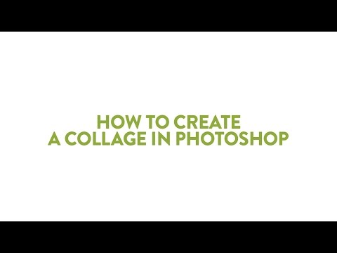 How to Make Collages in Photoshop