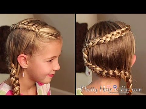 How To Do a Snake Braid /S Braid | Pretty Hair is Fun