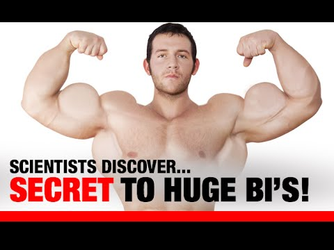 Monster 31 INCH Biceps (SHOCKING RESEARCH!)