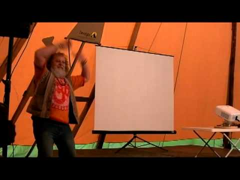 TruthJuice Gathering 2011 - Ian Moore - The Inter-Dimensional Wizard - Part 1 of 4