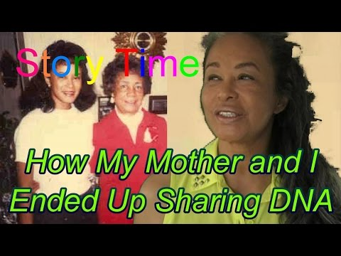 VINE Day 14: Story Time: How My Mother and I Shared DNA