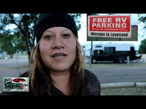 Free Camping With Full-Hookups In Levelland, Texas
