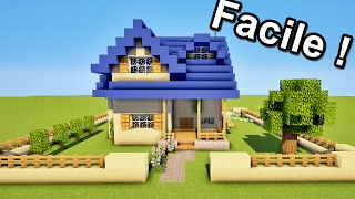 Maison minecraft facile a faire ventana blog for Maison moderne minecraft xbox one
