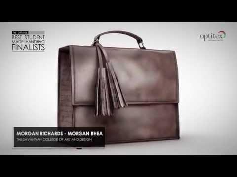 IHDA, Independent Handbag Designer Awards Optitex Nominees 2014