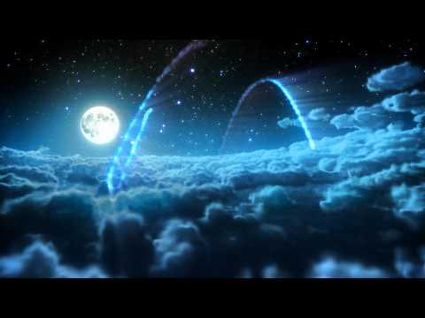 LOGO INTRO 3D, High Definition, 1080p, 720p,  Night Sky