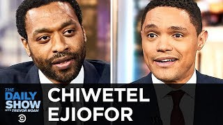 """Chiwetel Ejiofor - Telling a Malawian Story in """"The Boy Who Harnessed the Wind"""" 
