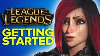 League of Legends - Getting Started Guide