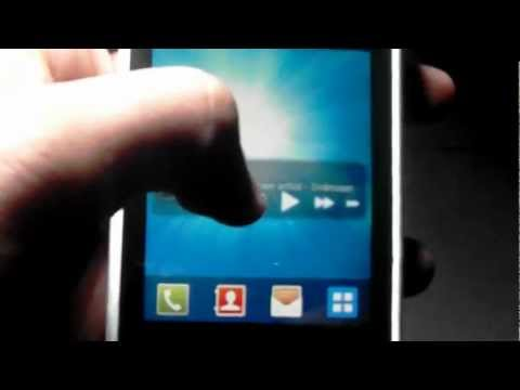 Power amp on Samsung  Galaxy Y full with unlocker HD