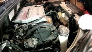 Toyota Sienna Timing Belt Water Pump Replace Toyota Highlander 33l Ti