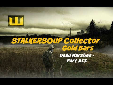STALKERSOUP Collector - Gold Bars - Dead Marshes (109990)
