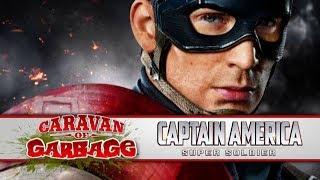 Captain America Beats Up People - Caravan Of Garbage