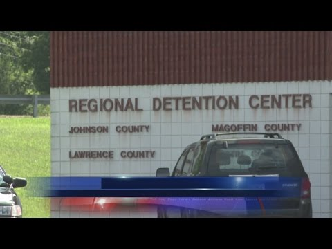 Big Sandy Regional Detention Center searches jail for drugs