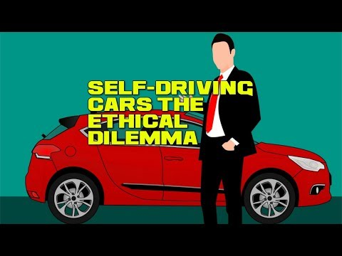 Self-Driving Cars The Ethical Dilemma | Discussion