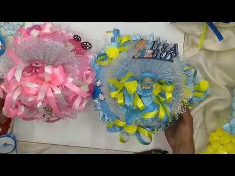 DIY - How to Make Baby Shower Matki Decoration