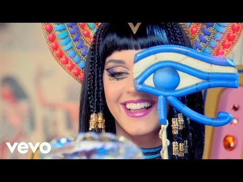 Dark Horse by Katy Perry, featuring Juicy J
